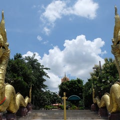 Photo taken at Wat Luang by TammieZ B. on 8/16/2015