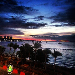 Photo taken at The Bayview Hotel Pattaya by Sultan A. on 8/12/2013
