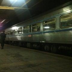 Photo taken at สถานีรถไฟสุราษฎร์ธานี (Surat Thani) SRT4239 by Winnie R. on 10/21/2013