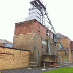 Photo taken at Woodhorn Museum, Archives and Country Park by Sai on 10/31/2015