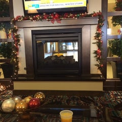 Photo taken at Holiday Inn Express & Suites El Paso Airport by Adam G. on 12/22/2013