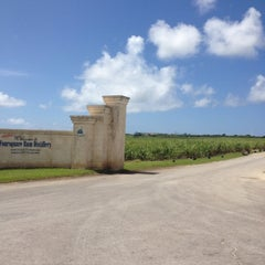 Photo taken at Foursquare Rum Factory and Heritage Park by Karen D. on 8/25/2013