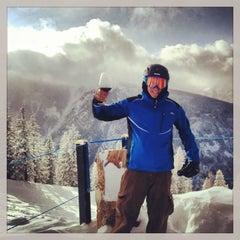 Photo taken at Cloud Nine Alpine Bistro by Jonathan M. on 2/24/2013