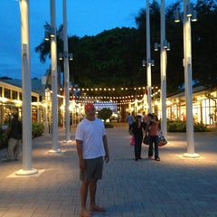 Photo taken at Bayside Marina by Ricardo F. on 7/1/2013