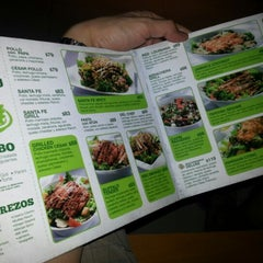 Photo taken at Super Salads by Gerardo M. on 2/5/2013