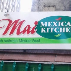 Photo taken at Mai Mexican Kitchen by Elliot T. on 3/4/2013