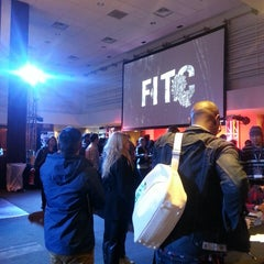 Photo taken at FITC Toronto by Valentina C. on 4/12/2015