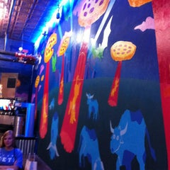 Photo taken at Austin's Pizza by Christian P. on 3/1/2013