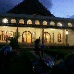 Photo taken at Masjid Sukajadi by Aulia Riski M. on 3/3/2013