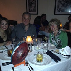 Photo taken at Shula's America's Steak House by Kimberly R. on 6/14/2014