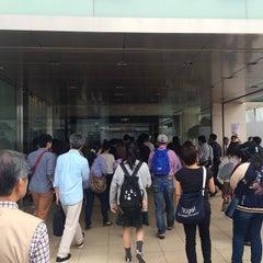 Photo taken at 横浜モアーズ屋上 by jaydash on 6/6/2015