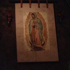 Photo taken at Parroquia De Nuestra Señora De Guadalupe by Taparicio T. on 12/20/2014