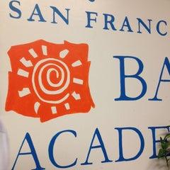 Photo taken at KIPP SF Bay by Stephanie N. on 1/8/2014