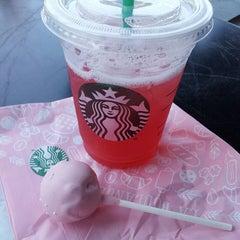 Photo taken at Starbucks by Anjani V. on 8/9/2013