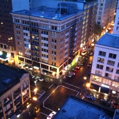 Photo taken at The Westin Portland by Cameron Y. on 11/19/2012