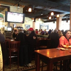 Photo taken at Big River Grille & Brewing Works by Drew B. on 2/16/2013