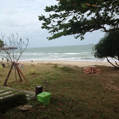 Photo taken at Chonnapha Resort by monalisa c. on 2/2/2013