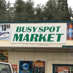 Photo taken at Busy Spot Market by Michael R. on 2/4/2016