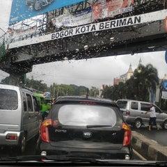 Photo taken at Balai Kota Bogor by Trivena S. on 4/13/2014