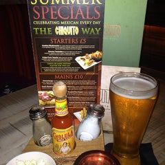 Photo taken at Chiquito by Liam A. on 9/6/2013