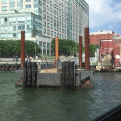 Photo taken at East River Ferry - Schaefer Landing/S. Williamsburg Terminal by Nate F. on 5/30/2015