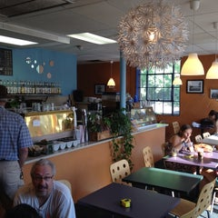 Photo taken at Espresso Royale by Nate F. on 8/28/2013
