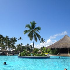 Photo taken at Club Med-pool by Nate F. on 11/18/2012