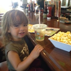 Photo taken at Ninety Nine Restaurant by Nate F. on 8/17/2014