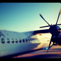Photo taken at Dubrovnik Airport (DBV) by maRin on 7/5/2013
