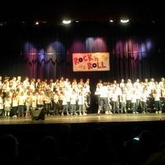 Photo taken at Monroe High School by Leesa W. on 4/10/2013