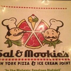 Photo taken at Sal & Mookie's by Jason M. on 2/8/2013