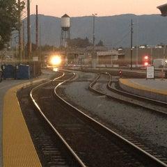 Photo taken at San Jose Diridon Caltrain & Amtrak Station by J H. on 7/10/2013