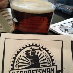 Photo taken at The Craftsman Ale House by Chris M. on 2/3/2013