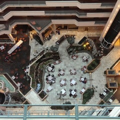 Photo taken at Embassy Suites Monterey Bay - Seaside by William D. on 6/15/2014