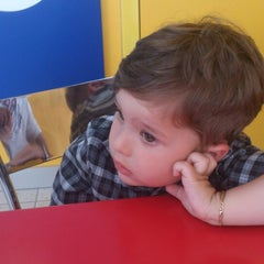 Photo taken at Domino's Pizza by Ceyda K. on 5/20/2013