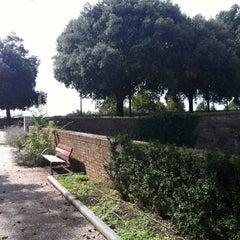 Photo taken at Fortezza Medicea by Ceyhun K. on 10/1/2012
