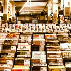 Photo taken at Rough Trade East by Luis A. on 10/12/2012