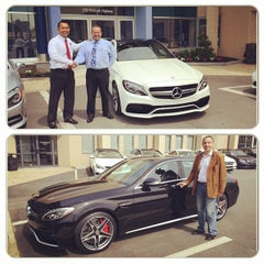 Photo taken at Mercedes-Benz of Boston by Paolo C. on 6/11/2015