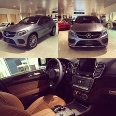 Photo taken at Mercedes-Benz of Boston by Paolo C. on 8/18/2015