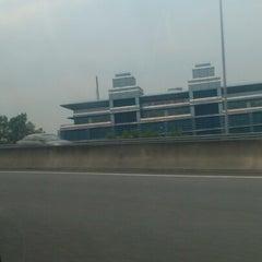 Photo taken at Telekom Malaysia Cyberjaya by M Khizrul M. on 2/7/2013
