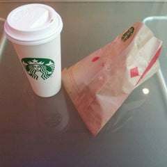 Photo taken at Starbucks by Jacob D. on 1/19/2013