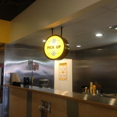 Photo taken at Which Wich? Superior Sandwiches by Mark M. on 1/12/2013