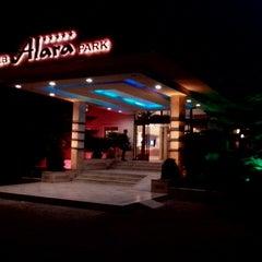 Photo taken at Alara Park & Residence Hotel by Galina T. on 5/11/2014