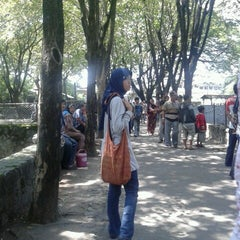 Photo taken at Kebun Binatang Surabaya (KBS) by Alvin D. on 12/26/2013
