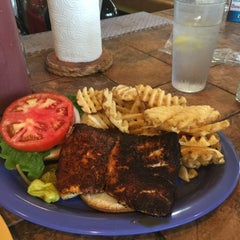 Photo taken at Dockside Dave's Grill by Michael B. on 6/12/2015