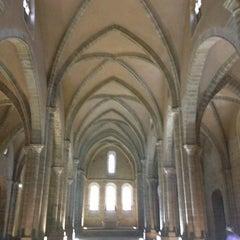 Photo taken at Monasterio de Rueda by Alys C. on 3/27/2013