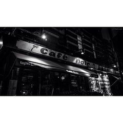 Photo taken at Cafe Noir by Francisco S. on 1/30/2014