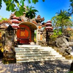 Photo taken at Ayodya Resort Bali by Mark B. on 6/9/2013