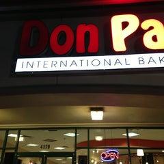 Photo taken at Don Pan by DannyCruzRadio on 3/17/2013