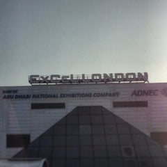 Photo taken at ExCeL London by Stephen H. on 3/5/2013